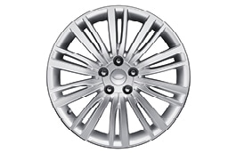 "Alloy Wheel - 20"" 10 Split-Spoke, 'Style 1011'"