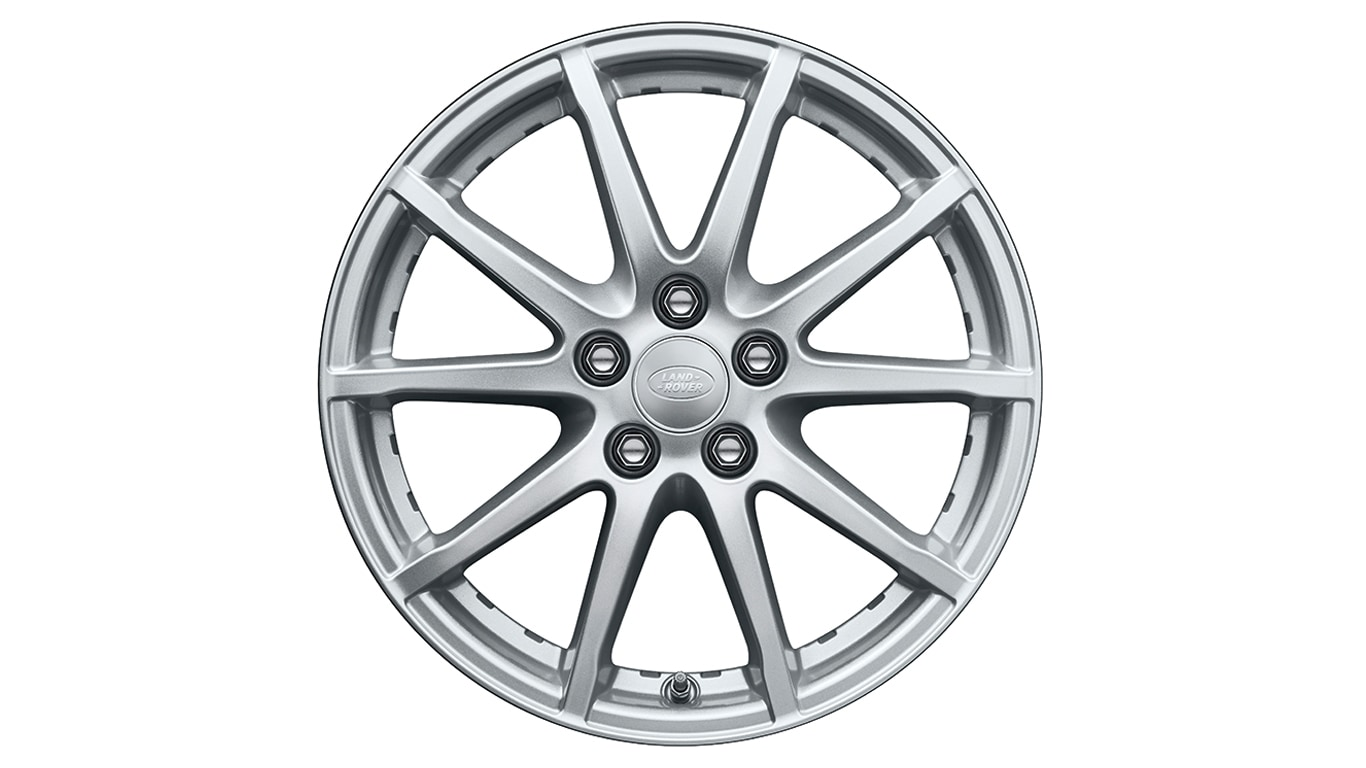 "Alloy Wheel - 17"" Style 1005, 10 spoke"