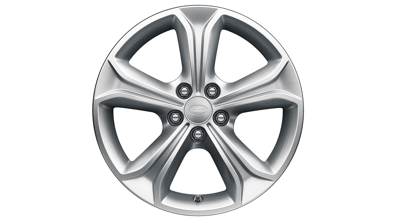 "Alloy Wheel - 17"" 5 Spoke, 'Style 5022'"