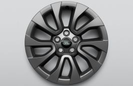 "17"" Lichtmetalen Velg - 5 spaken, 'Style 5073' in Satin Dark Grey"