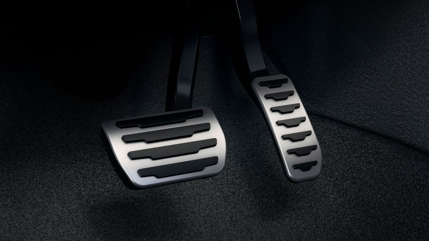 Sport Pedal Covers - Automatic