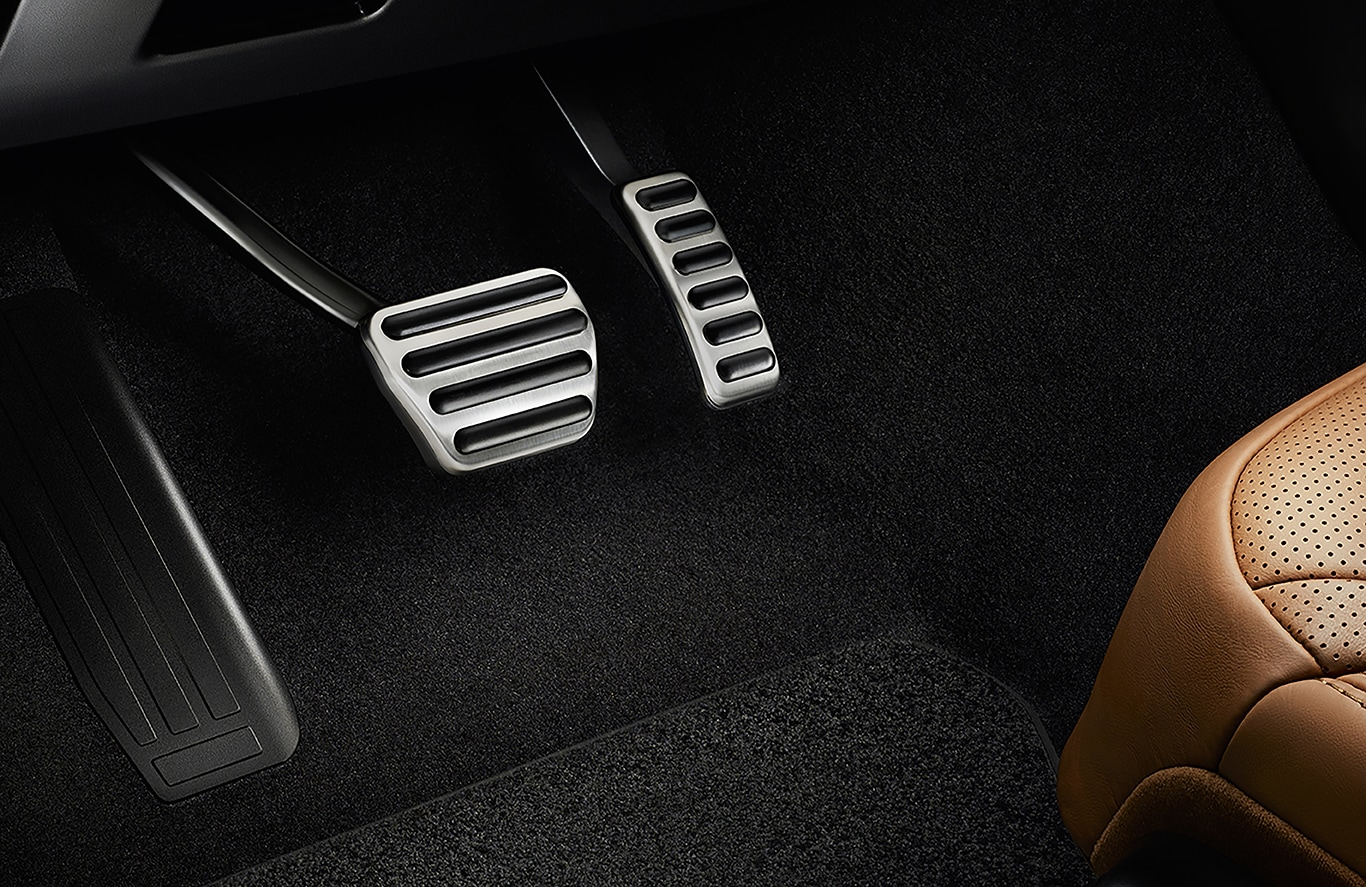 Sport Pedal Covers, Pre 21MY