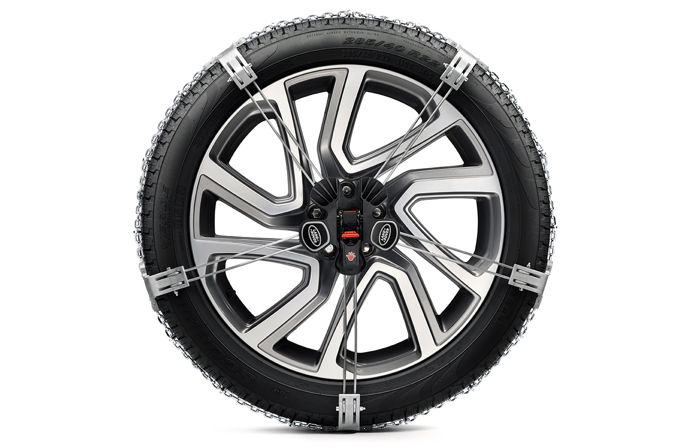 "Snow Traction System - 19""-21"" wheels"