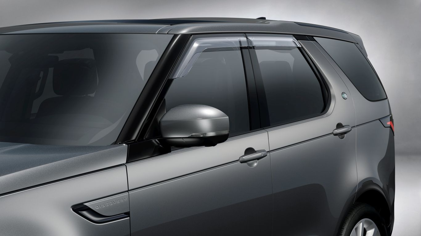 Wind Deflectors - Clear