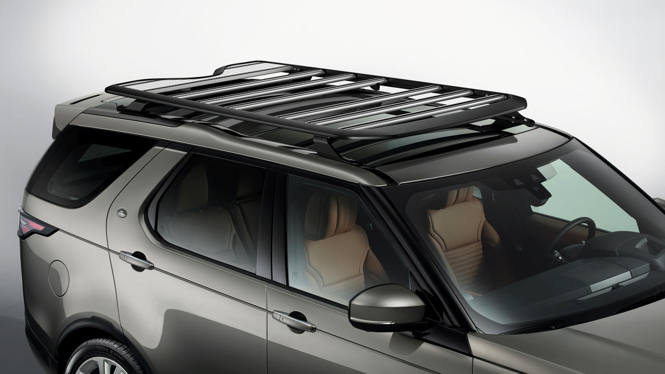 Land Rover Discovery >> LAND ROVER ACCESSORIES - DISCOVERY - CARRYING & TOWING - CARRYING - Versatile Roof Rack Kit