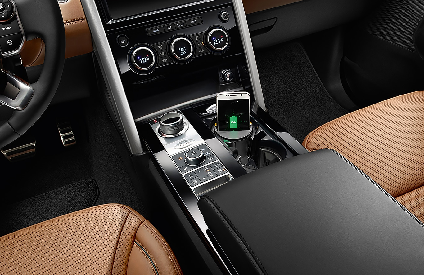 Land Rover Discovery Sport >> LAND ROVER GEAR - DISCOVERY - INTERIOR - FUNCTION ...