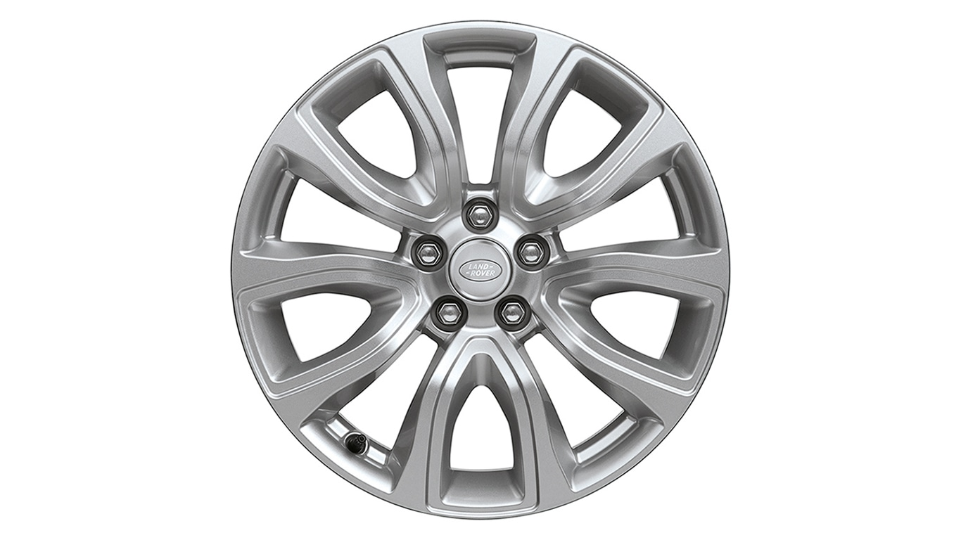 "Alloy Wheel - 18"" Style 5006, 5 split-spoke, Sparkle"