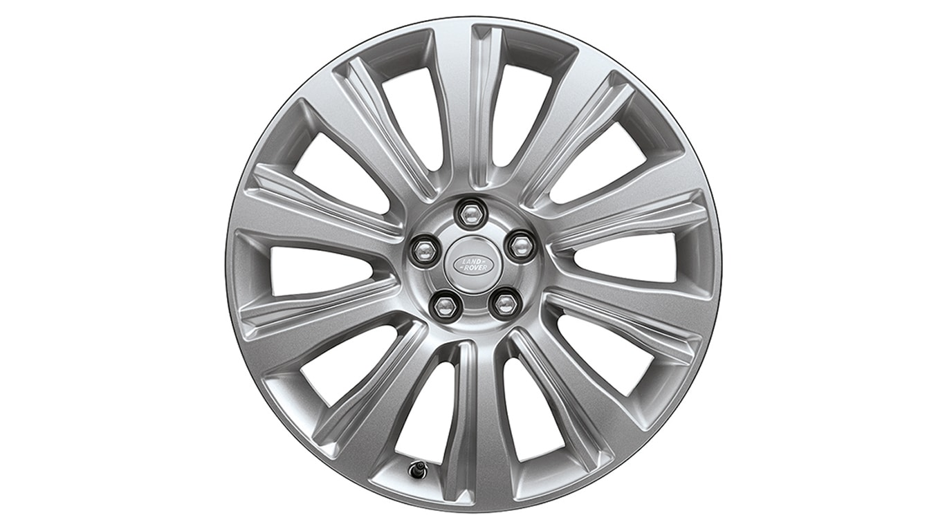 "Alloy Wheel - 19"" Style 1003, 10 spoke, Sparkle"
