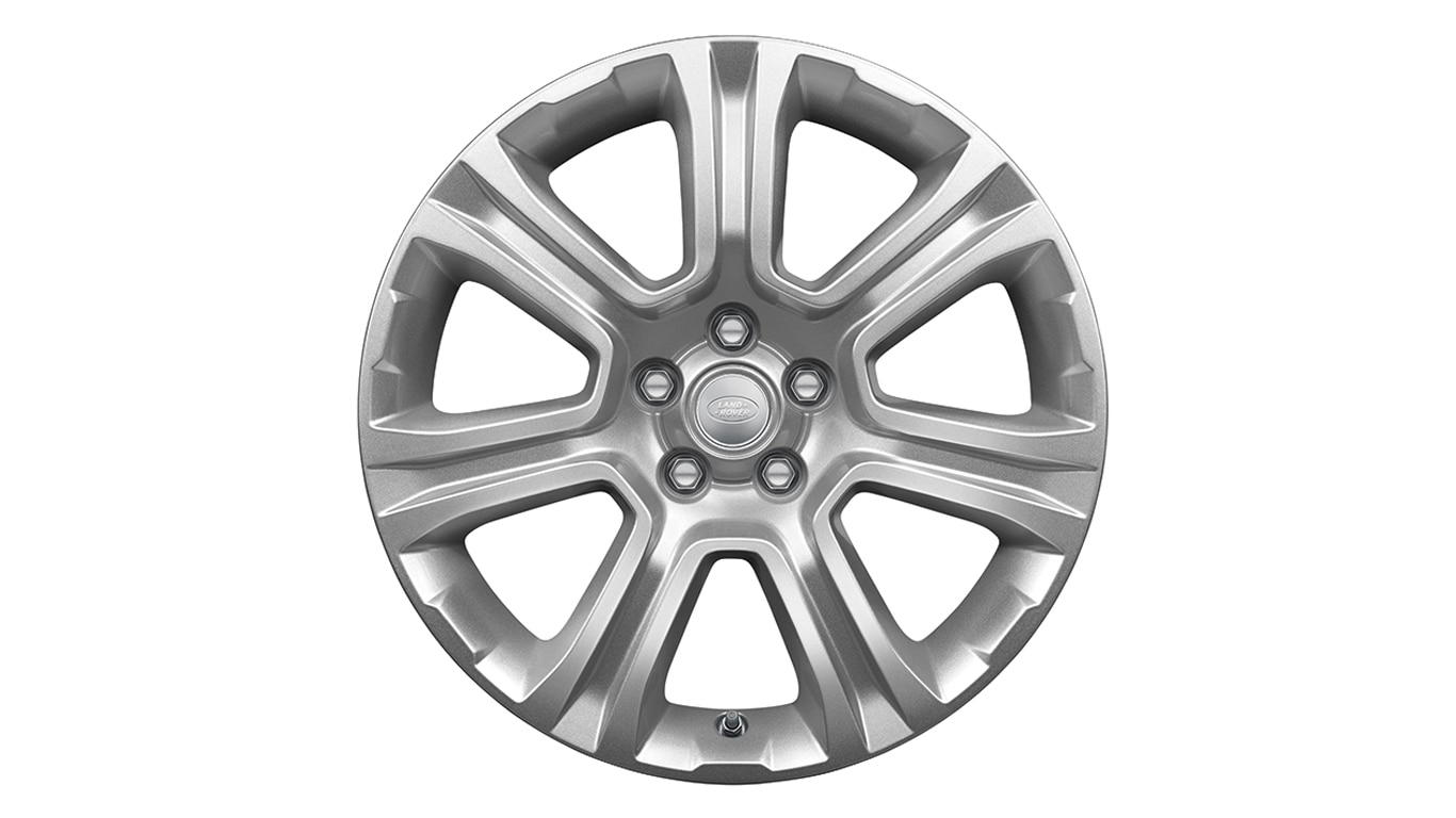 "Alloy Wheel - 18"" Style 7006, 7 spoke, Sparkle"