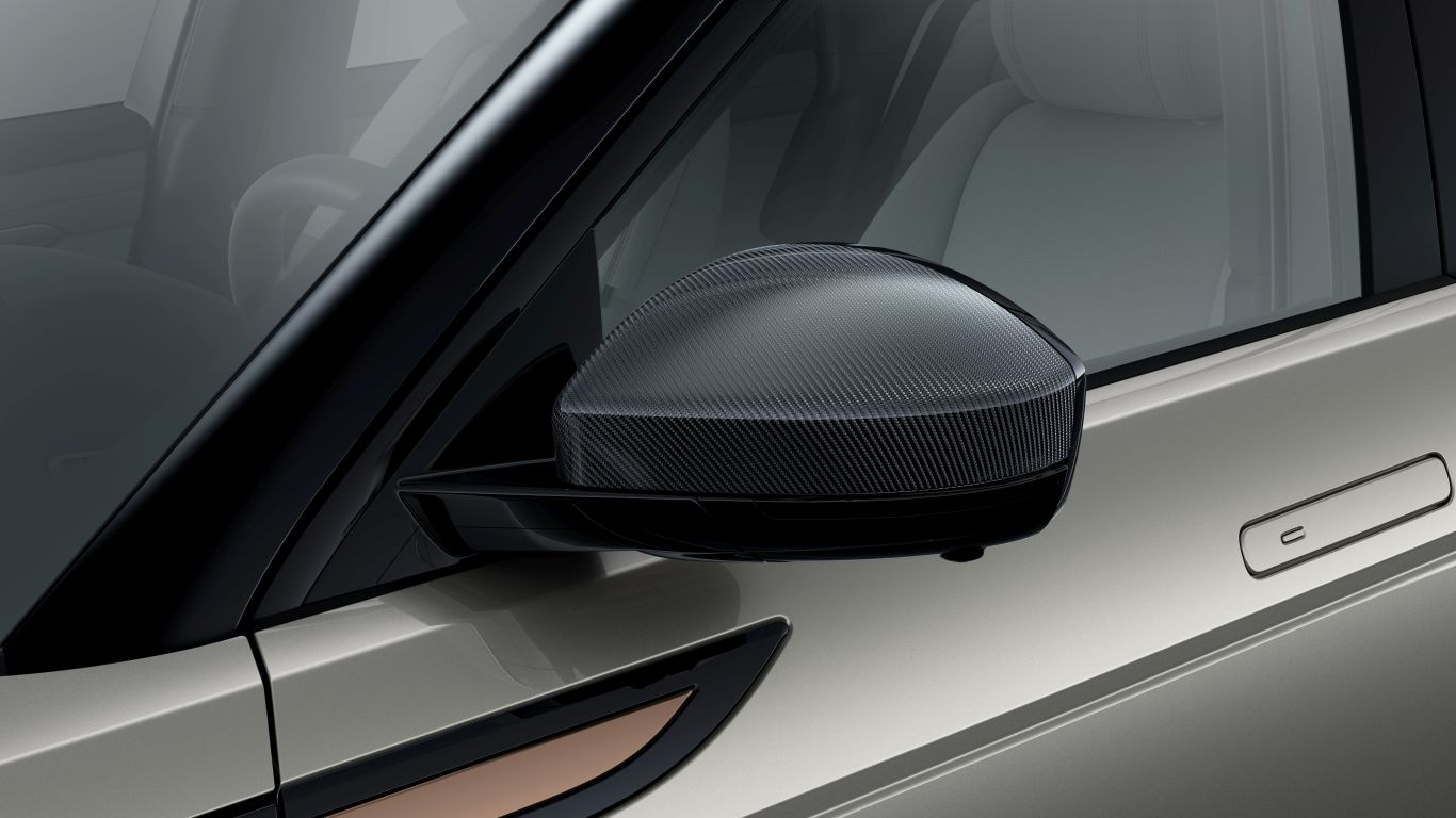 Mirror Covers - Carbon Fibre