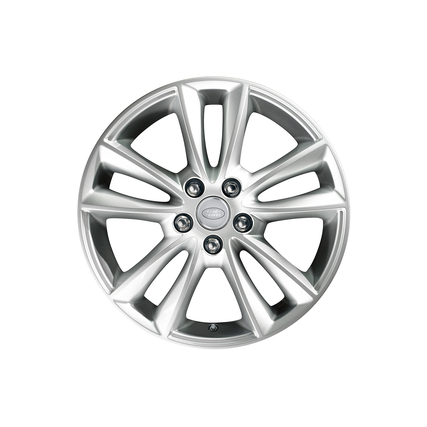 "Alloy Wheel - 19"" Style 5001, 5 split-spoke"