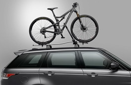 Wheel Mounted Bike Carrier