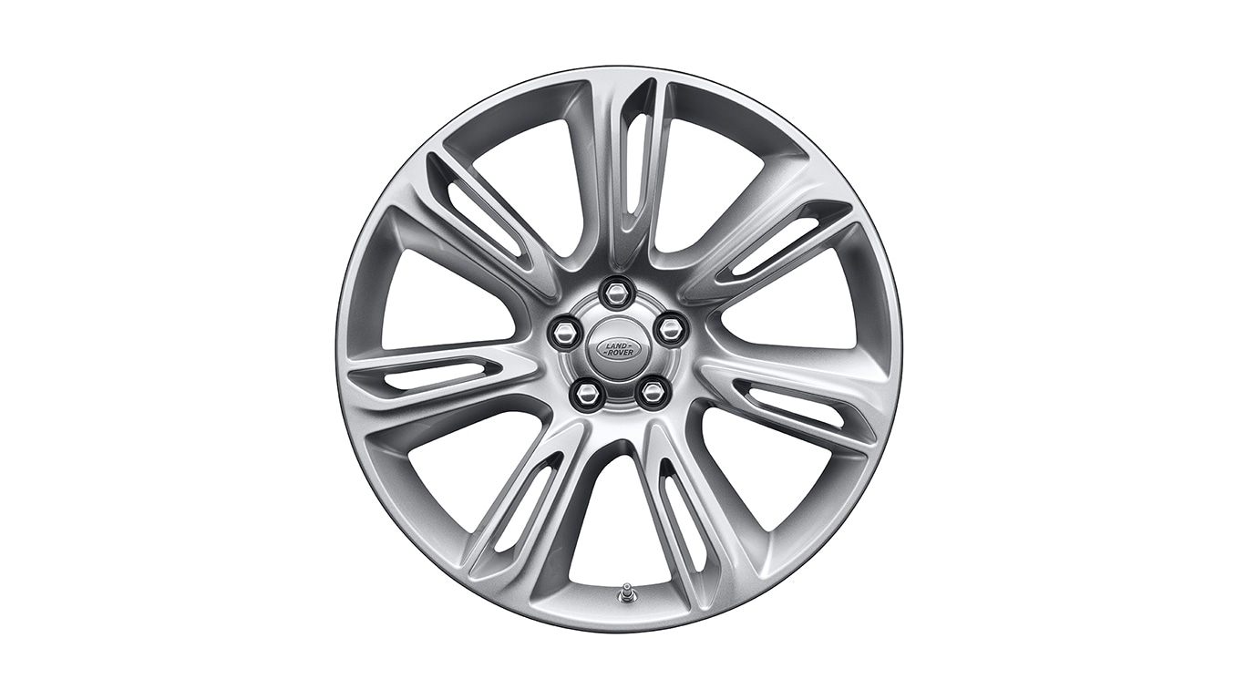"Alloy Wheel - 20"" Style 7014, 7 spoke"