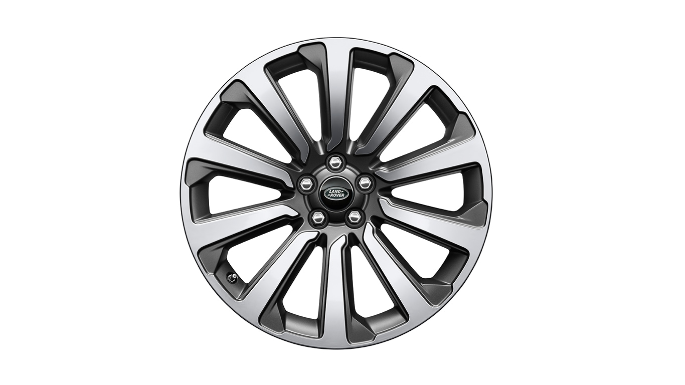 "Leichtmetallfelge - 20"" Style 1032, 10 Speichen, Diamond Turned finish"