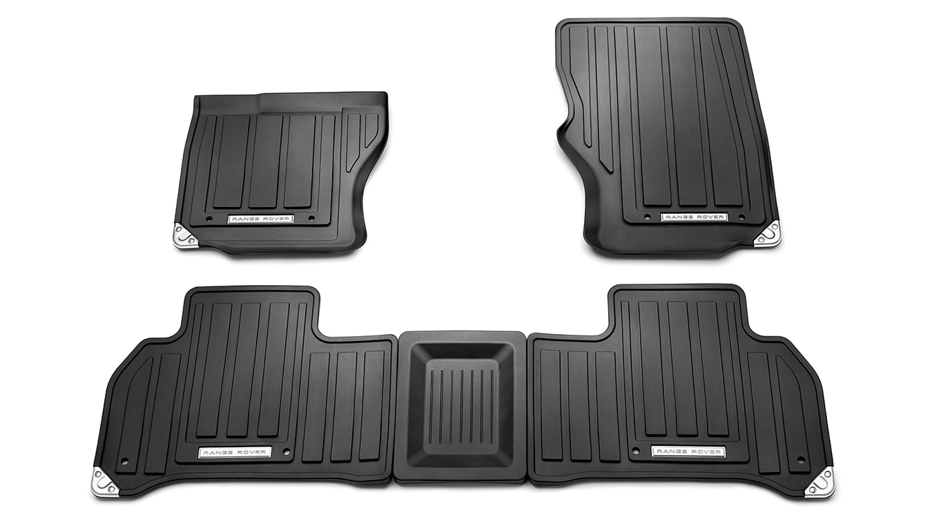 Rubber Mats - LHD, LWB, 18MY onwards