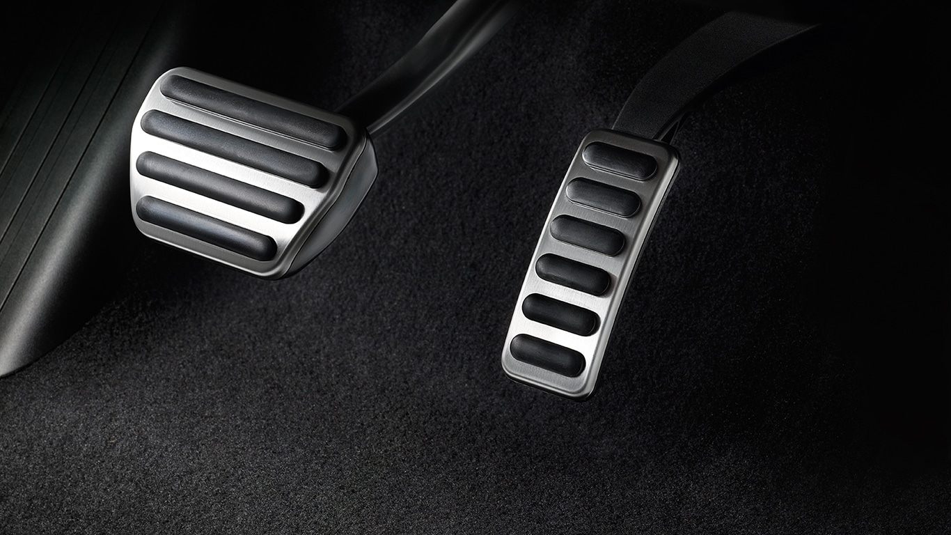 Sport Pedal Covers - 18MY onwards