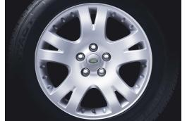 "19"" Wheel - 5-Spoke - Sparkle Silver Finish"
