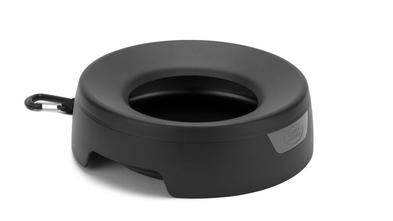Spill Resistant Water Bowl