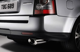 Sports Exhaust Tailpipe (3.0D EU4 Diesel models no DPF)